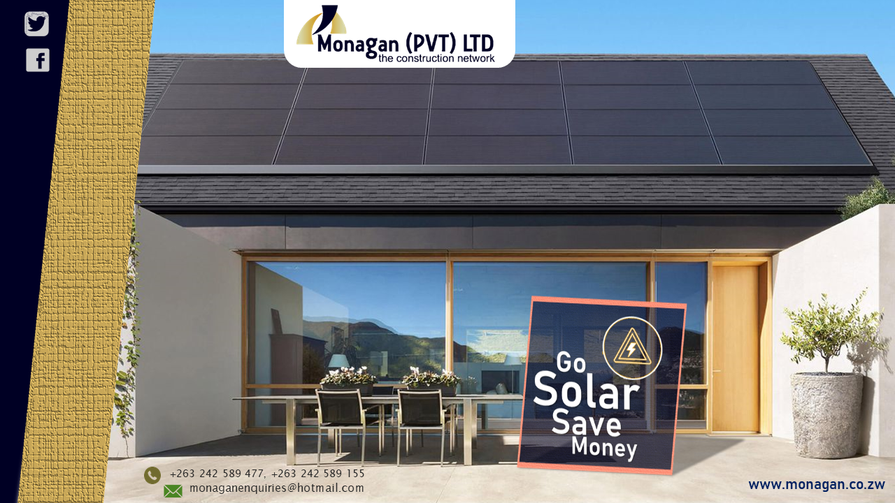 Go Solar and Save Money