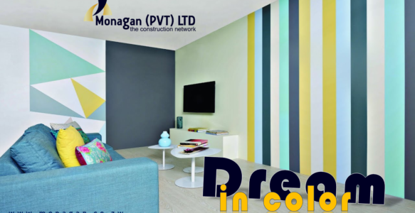 Dream in color – Why paint your house?