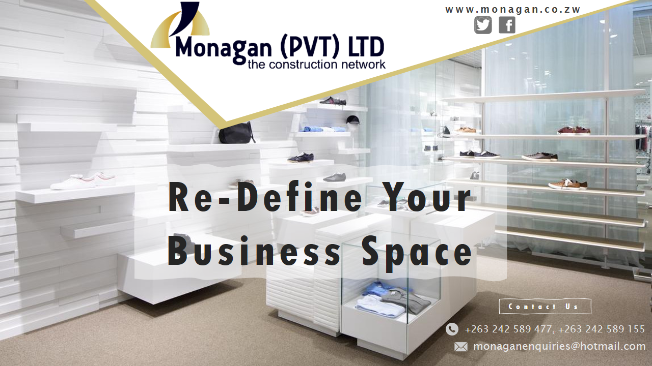 Redefine your Business Space with Good Shop Fittings