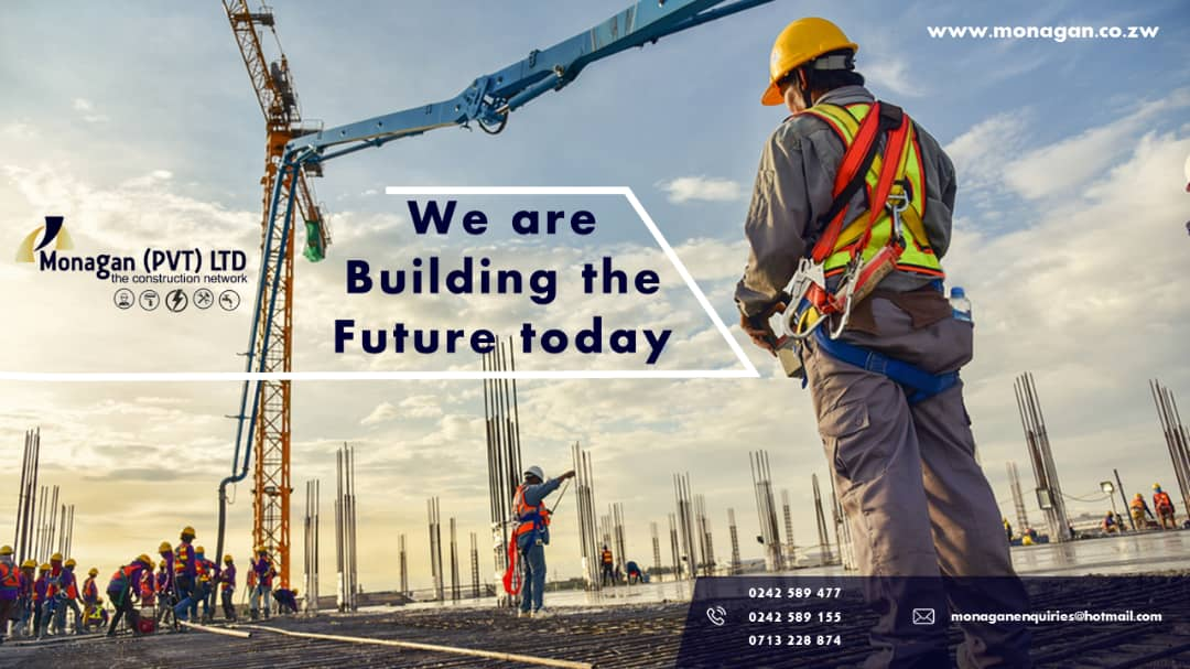We Are Building The Future Today